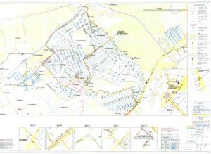 Схема газопровода д.Тольстопальцево